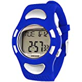 Bowflex EZ Pro Strapless Heart Rate Monitor Watch (Blue)