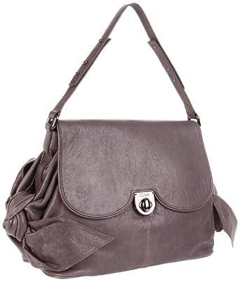 Z Spoke Zac Posen  Zac Sac ZS1001 Shoulder Bag,Slate,One Size