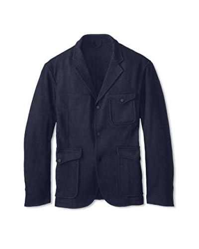 Mother Freedom Men's Whelden Flannel Knit Jacket