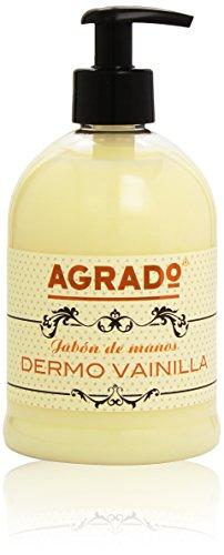 AGRADO - JABON MANOS liquido vainilla 500 ml-unisex