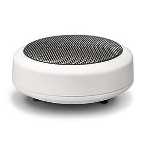 Wavemaster MOBI-2 Enceinte Compact avec Bluetooth Blanc