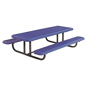 Ultra Play Portable Childs Rectangular Outdoor Table from Ultra Play