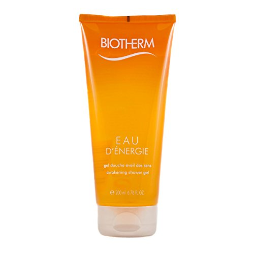 Biotherm Eau d'Energie femme / donna, Risveglio gel doccia, 1er Pack (1 x 200g)