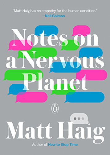 Notes on a Nervous Planet [Haig, Matt] (Tapa Blanda)