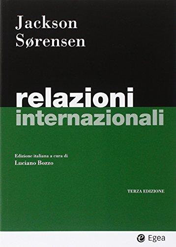 Relazioni internazionali Con aggiornamento online PDF
