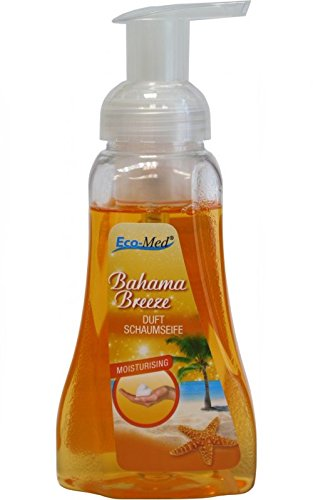 savon-mousse-bahama-breeze-300-ml-eco-med