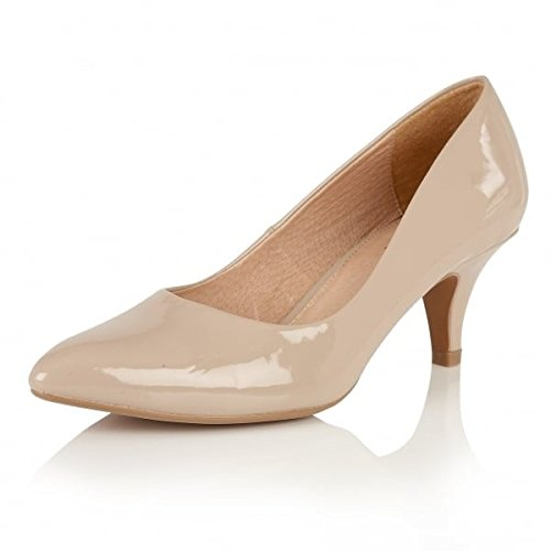 Lotus-Scarpe décolleté da donna CLIO, colore: beige, Beige (Nude), 35.5