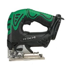 Bare-Tool Hitachi CJ18DLP4 18-Volt Lithium-Ion Jigsaw (Tool Only, No Battery)