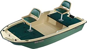 KL Industries Sun Dolphin Pro 120 Fishing Boat by KL Industries