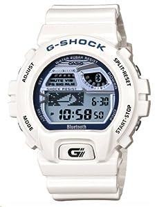 Casio G Shock Gb-6900 Bluetooth 4.0 Watch (White) Fast Shipping By Fedex