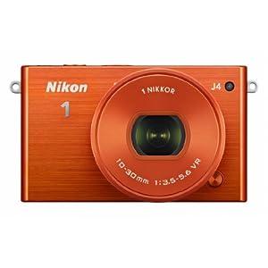 Nikon デジタル一眼カメラ Nikon 1 (ニコンワン) J4 レンズキット