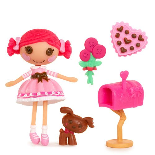 Lalaloopsy Toy Food : Mini lalaloopsy doll toffee cocoa cuddles by mattel food