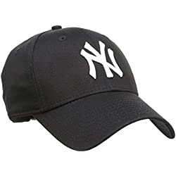New Era Kappe New York Yankees, Black, OSFA, 10531941
