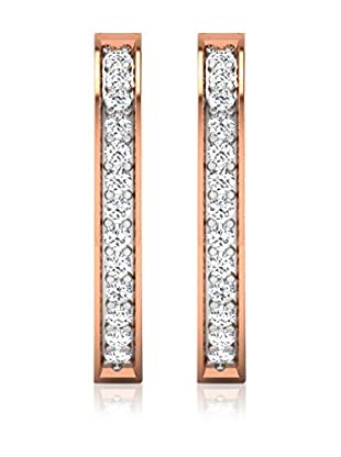 Friendly Diamonds Pendientes FDT11608R Oro Rosa
