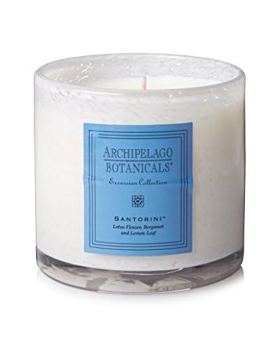 Archipelago Santori Artisan Glass Candle