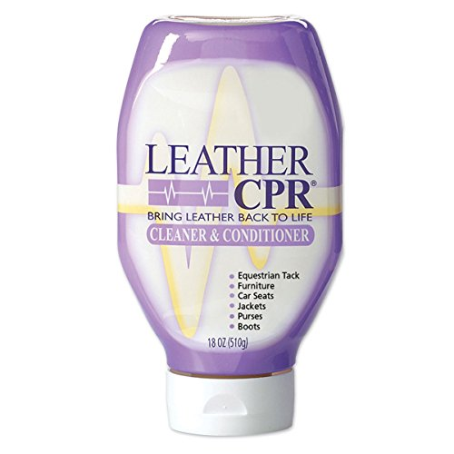 Leather Cpr Cleaner Conditioner 18 Oz Home Garden