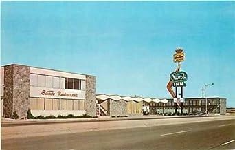 ... Patio Shop Amarillo By Tx Amarillo Texas Sands Motor Inn Dexter Press  97915 B ...