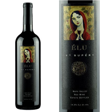 St. Supery Vineyards Elu Meritage 2009 750Ml