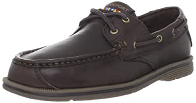 Rockport Men's Seacost Drive 2 Eye Boat Pinecone/Gum Boat Shoe K62472  11 UK , 46 EU , 11.5 US