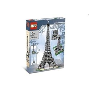 LEGO - 10181 Eiffelturm 1:300, 3428 Teile