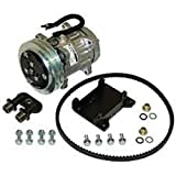 Air Conditioning Compressor Conversion Kit - York to Sanden International 1066 766 966 1086 1466 1486 886 986 1566 1586 Hydro 100 1480 Hydro 186 1460 786 1440 1470 915 815