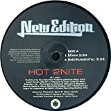 echange, troc New Edition - Hot 2nite / All on You