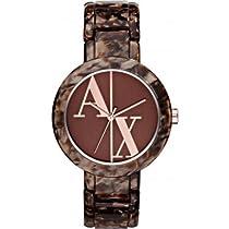 Armani Exchange AX3129 Ladies MANDY All Brown Watch