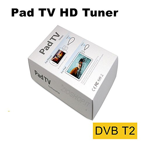 DVB-T2 DVB-T Micro RICEVITORE USB TV HD per Android. Micro USB TV Receiver Watch Stick Tuner for Android Phone