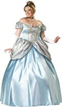 Hot Sale InCharacter Costumes, LLC Enchanting Princess Set, Blue, XX-Large