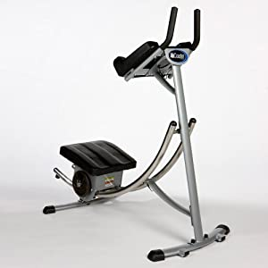 Ab Coaster 750 Deluxe Pro Series Abdominal Trainer