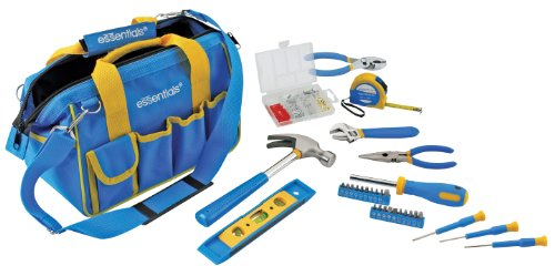 Great Neck 21046 Essentials 30 Piece Around the House Tool Kit