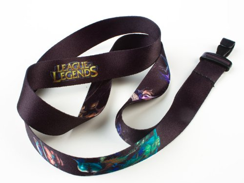 Cheapest Price! League Of Legends Team Kat Lanyard