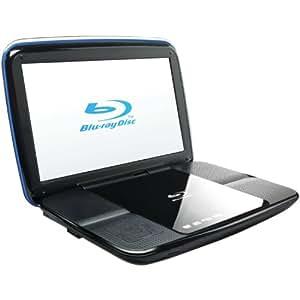 rca brc3109 10 inch portable blu ray dvd. Black Bedroom Furniture Sets. Home Design Ideas