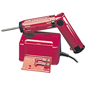 Milwaukee 6546-6 2.4-Volt Ni-Cad Cordless Screwdriver with 3-Piece Bit Set