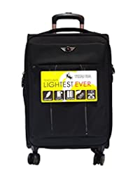 Texas USA 4-Wheel Luggage Trolley Travel Bag ,5004s-28-Parent