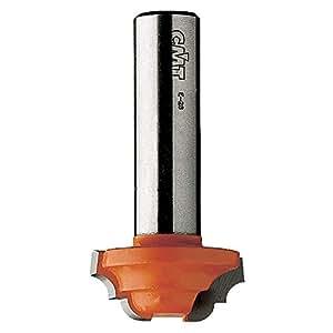 CMT 848.190.11 Plunge Ogee Bit, 1/4-Inch Shank, 3/4-Inch Diameter