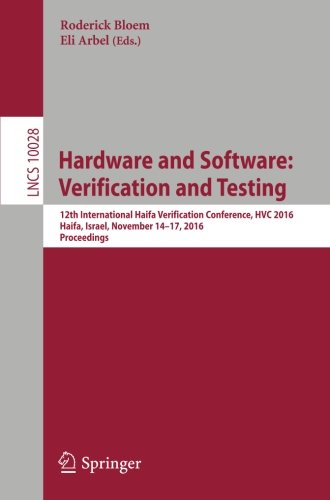 hardware-and-software-verification-and-testing-12th-international-haifa-verification-conference-hvc-