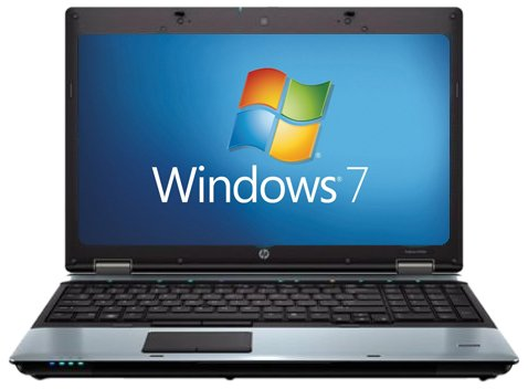 HP ProBook 6550b i5-450M 15.6