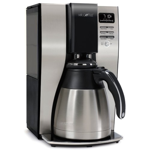 Mr. Coffee BVMC-PSTX91 Optimal Brew 10-Cup Thermal Coffeemaker