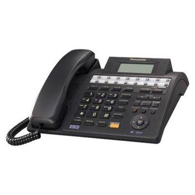 Panasonic Kx-Ts4300B Business Telephone 4 X Phone Line(S) - Headset Jack - Black