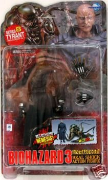 Buy New Biohazard 3 Real shock action figure: Super Tyrant