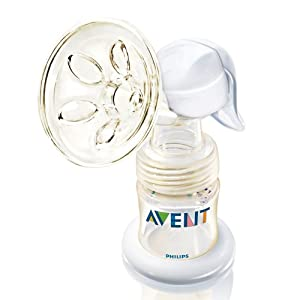 Philips Avent ISIS Manual Breast Pump - White