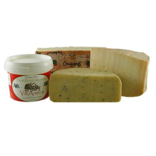 Italian Cheese Sampler, Connaisseur - 1.9 lbs
