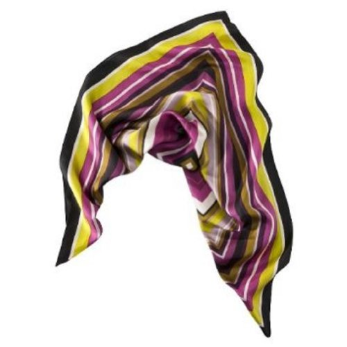 Missoni for Target Women's Floral Silk Scarf - Yellow (Missoni For Target Scarf compare prices)