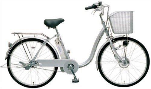 【Amazonの商品情報へ】サンヨー 電動ハイブリッド自転車:エネループバイク CY-SPF224(S) CY-SPF224(S)