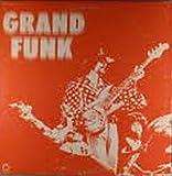 Grand Funk Railroad ~ Self Titled LP Vinyl Record (61185)