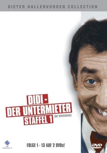 Didi - Der Untermieter, Staffel 1 [2 DVDs]