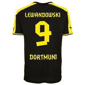 BVB Dortmund Away 2013 14 Jersey (Official Adidas)