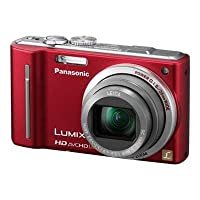 Panasonic Lumix DMC-ZS7 12.1 MP Digital Camera with 12x Optical Image Stabilized Zoom and 3.0-Inch LCD (Red)