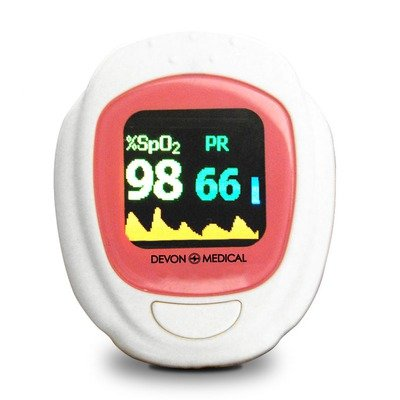 Cheap Devon Medical PC60D Pediatric Fingertip Pulse Oximeter (DTPC60D)